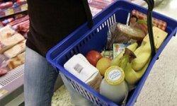 Продажи в украинских  магазинах  упали