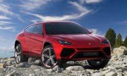 Lamborghini открыла дорогу Urus