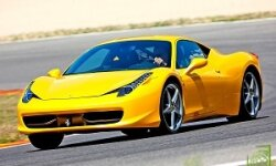 Ferrari откроет дилерский центр в Москве
