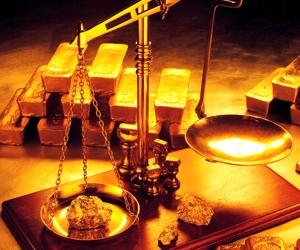 Золото не теряет своей ценности со временем