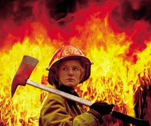 Страхование имущества защитит от пожара