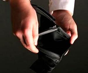 Банктор - не в стсотянии платить по своим долгам