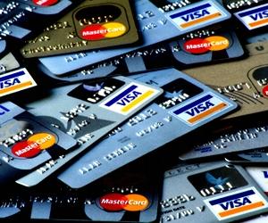 Пластиковые банковские карты