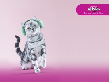 Реклама Whiskas