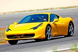 Ferrari otkroyet dilerskiy tsentr v Moskve