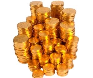 Золото стабильно растет в цене