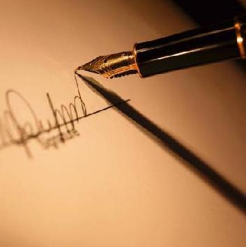 Как подписать документ ЭЦП