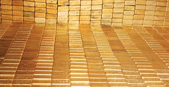 Золотой запас стран
