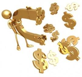 Как заработать деньги без вложений