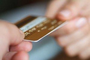 Отказы от кредитных карт в банках